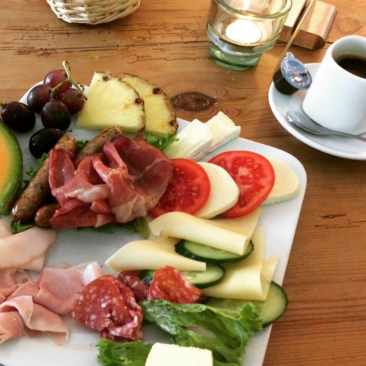 Frühstuck i Prenzlauer Berg
