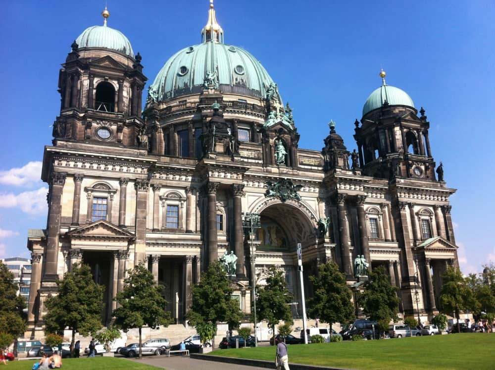 Berliner Dom (Berlins domkirke)
