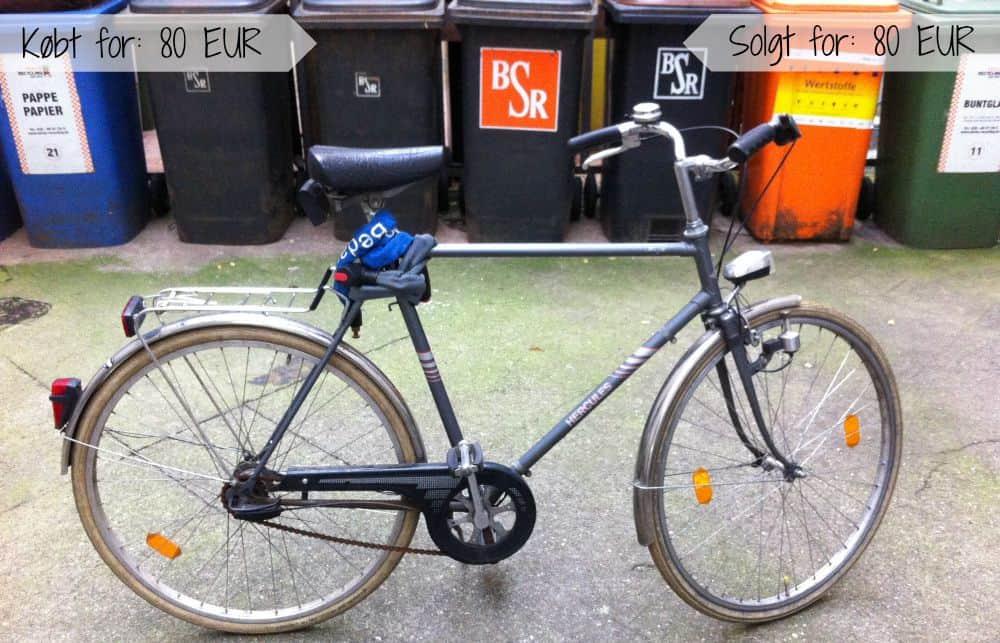 Brugt cykel Berlin