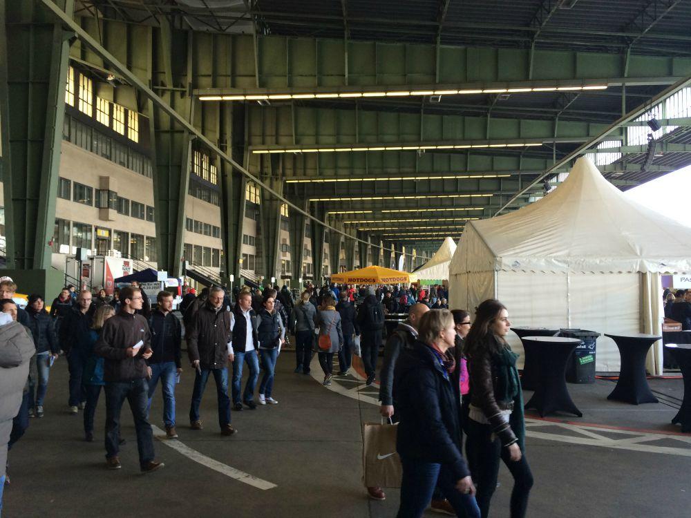 Tilmelding Berlin Halvmarathon 2015, Berlin Tempelhof